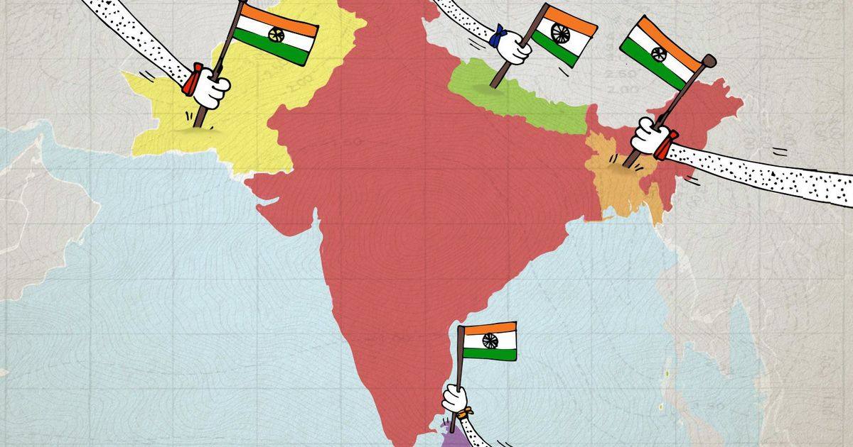 Akhand Bharat: A country-by-country plan to realise this dream