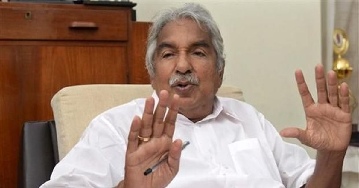 Kerala High Court quashes land grab case against former Chief Minister Oommen Chandy