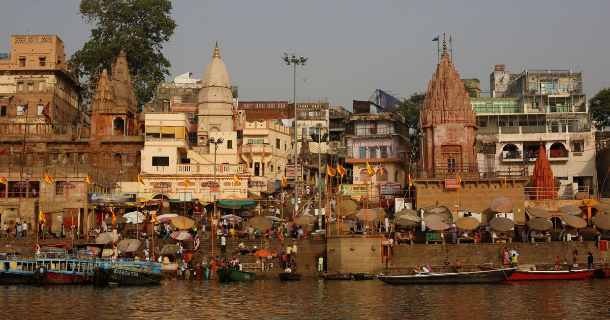 In Varanasi, a plan to build corridor from Kashi Vishwanath temple to river Ganga sparks anger