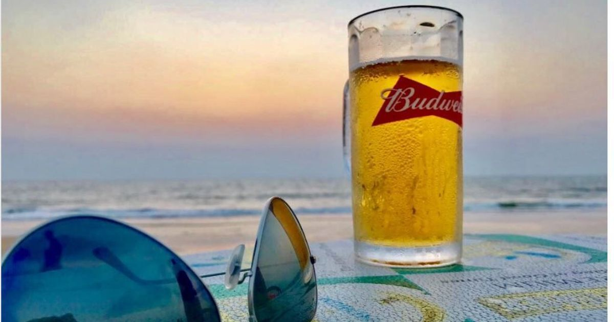 #GirlsWhoDrinkBeer: Women take a swipe at Goa chief minister, share photos of their drinks