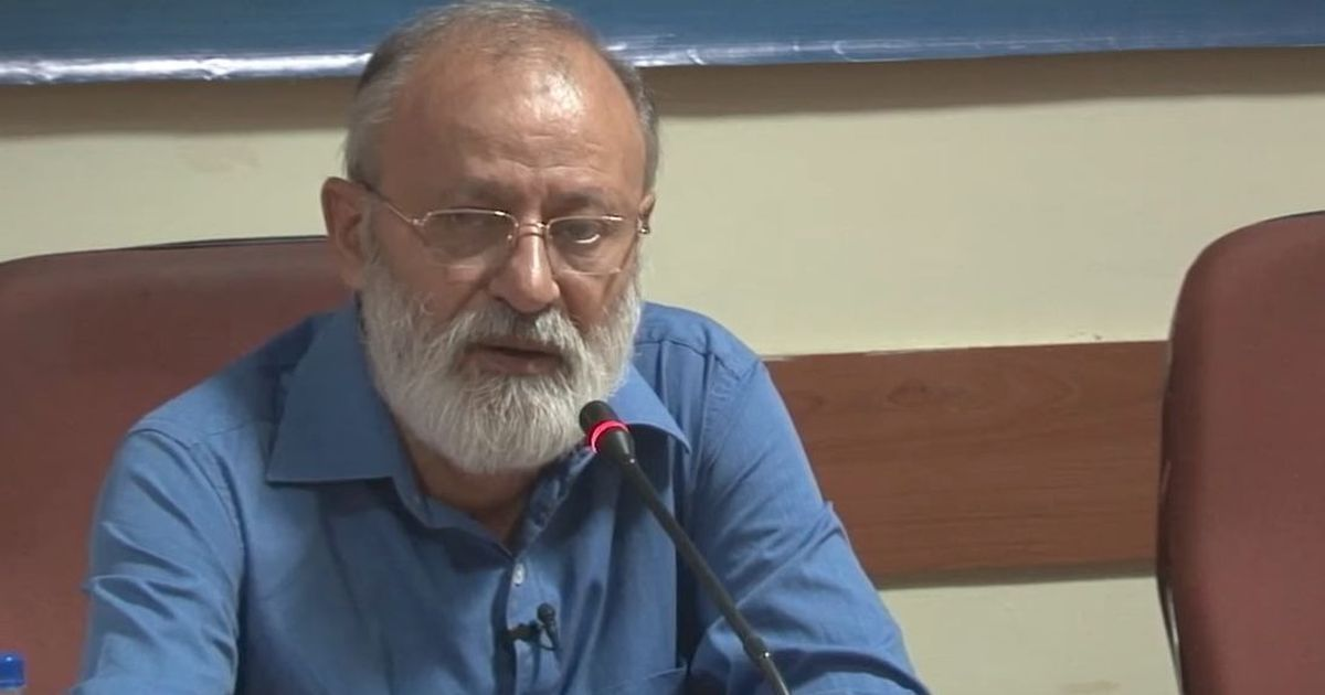 Media oversight body rejects Zee News' appeal, asks it to apologise to poet Gauhar Raza