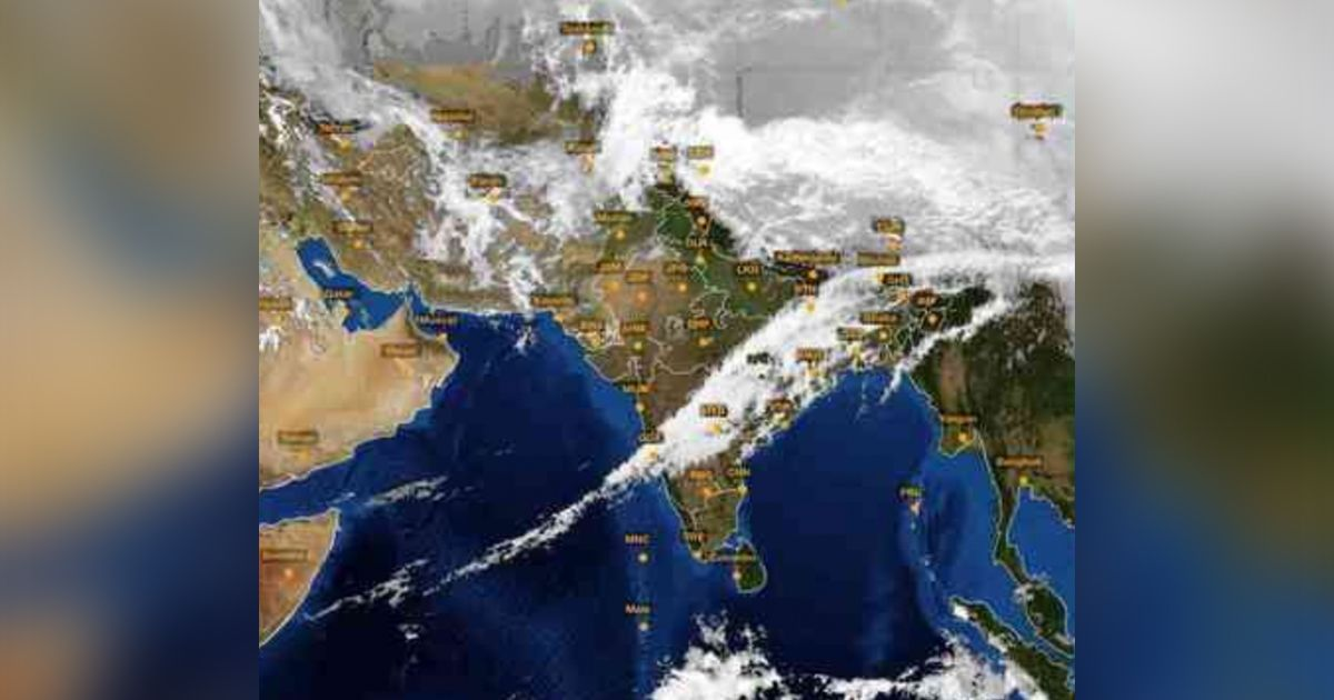 Rain, thunderstorms likely in Delhi and other parts of North India over the next couple of days