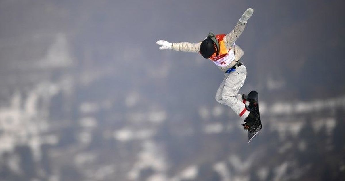 Red Gerard becomes first Winter Games medallist born this century, wins slopestyle gold at 17