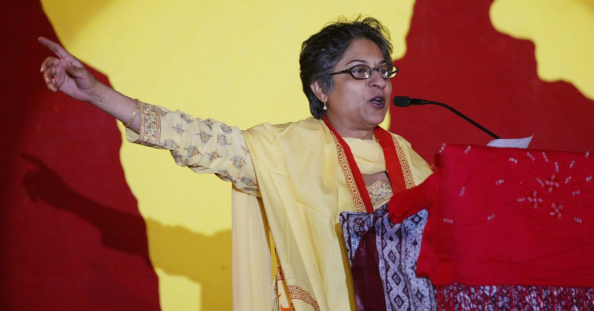 Asma Jahangir (1952-2018): The human rights icon from Pakistan was a feisty street fighter