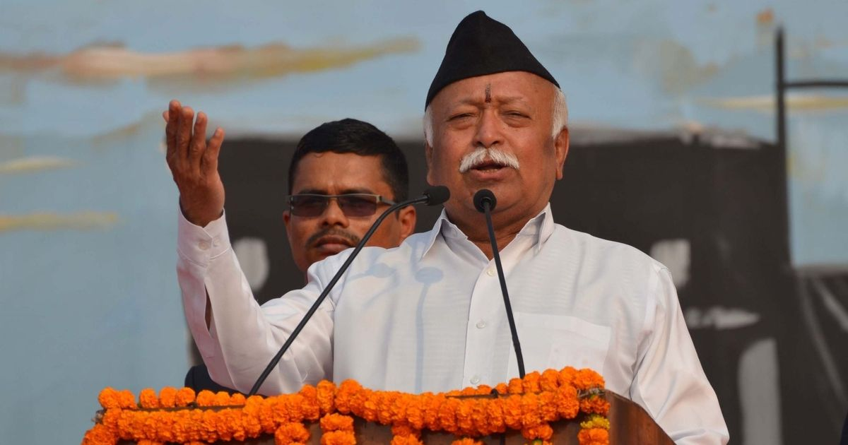 Army needs months to prepare for battle but RSS needs only a few days, claims Mohan Bhagwat