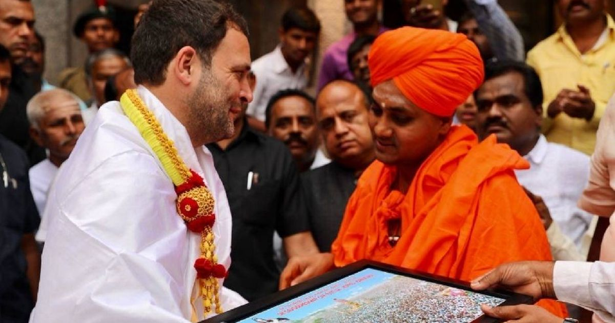Will Congress benefit in Karnataka from the Lingayat demand to be recognised as a distinct religion?