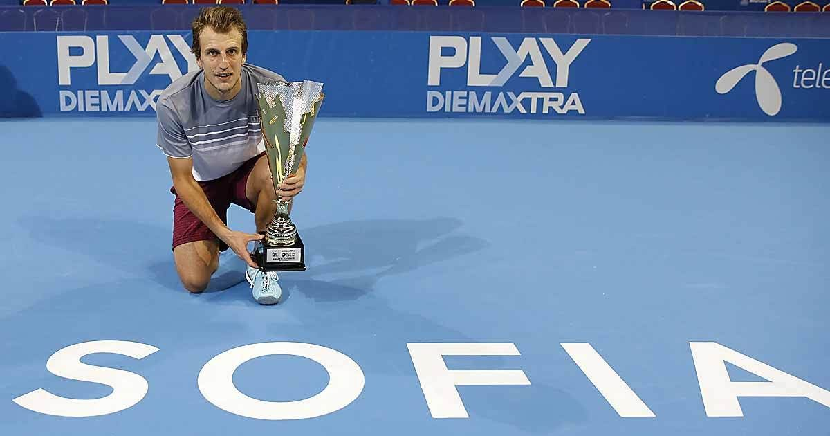 ATP roundup: Day of underdogs as qualifier Basic wins Sofia, Carballes lifts Quito