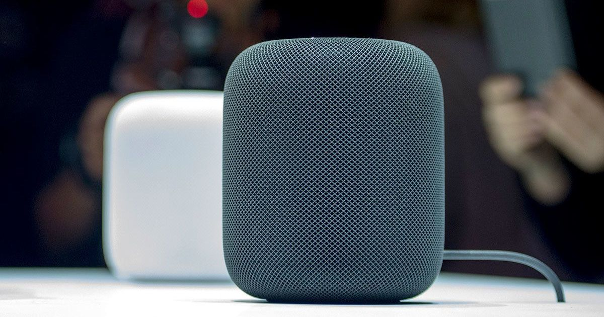 Apple's HomePod has entered the voice-controlled smart speaker market – with a whimper