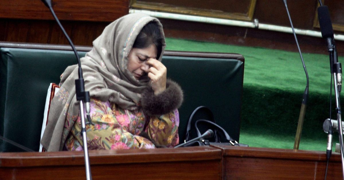 'India and Pakistan have had enough wars, dialogue is the only option now': Mehbooba Mufti
