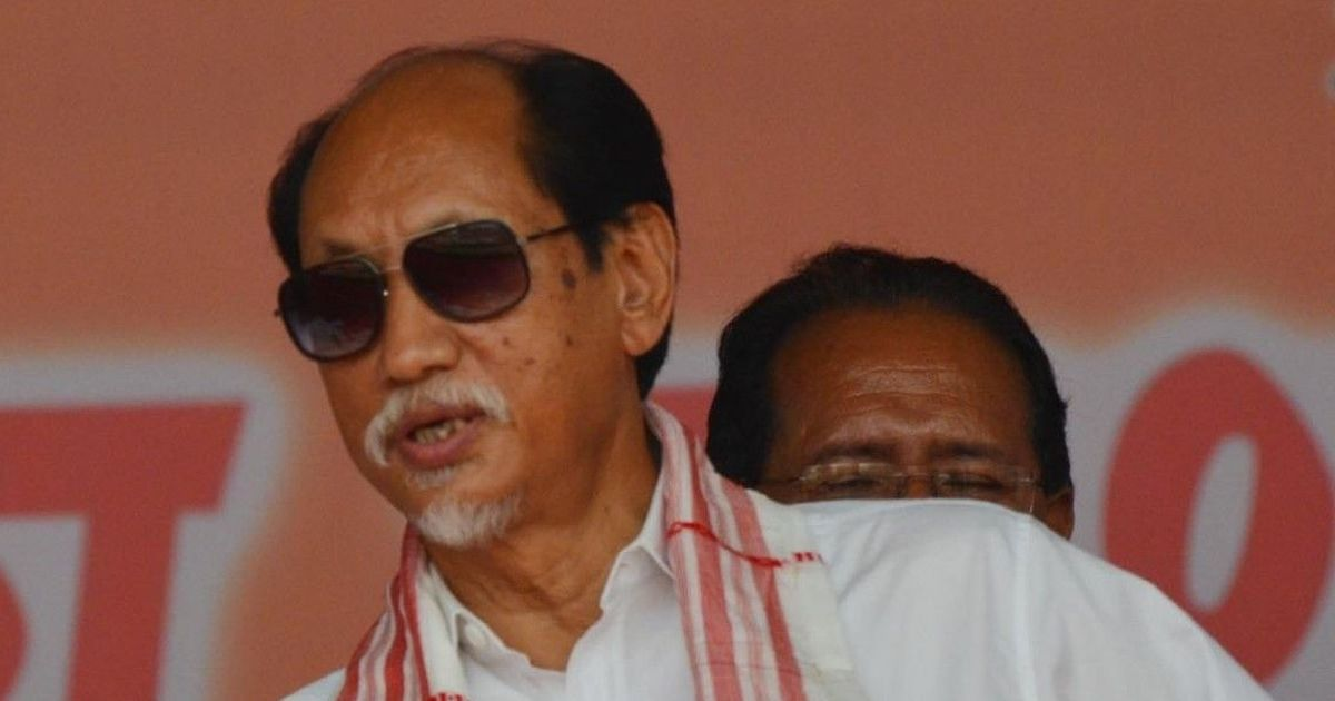 Ex-Nagaland CM Neiphiu Rio likely to win polls unopposed after rival drops out: The Indian Express