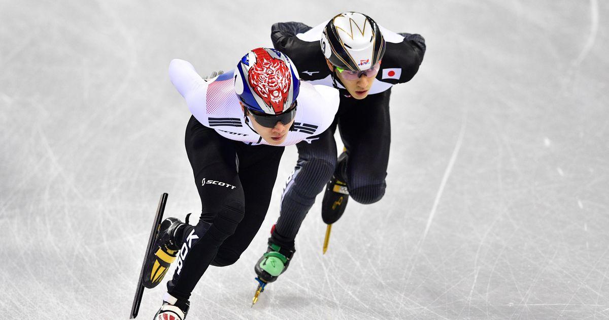 Japanese speed skater Kei Saito given first doping suspension at Pyeongchang Olympics