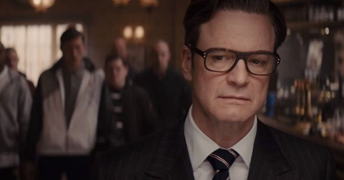 Writer claims 'Kingsman: The Secret Service' was based on his screenplay, sues Fox