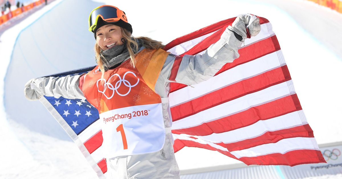 Olympic gold medalist at 17, wanting ice cream at Winter Games: Meet American sensation Chloe Kim