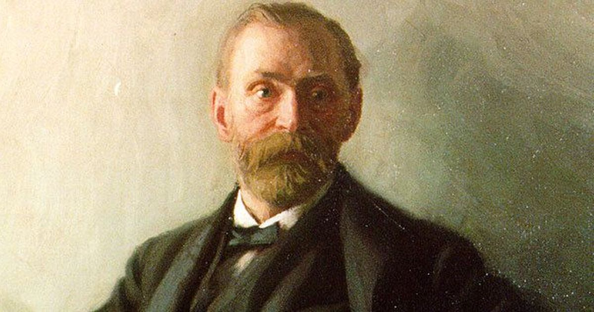 Hollywood biopic on Alfred Nobel in the works