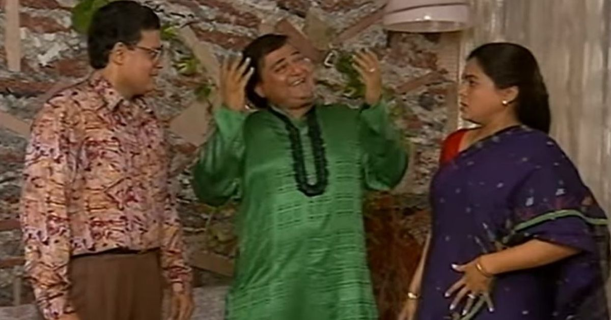 After 'Khichdi' and 'Sarabhai vs Sarabhai', 'Shrimaan Shrimati' gets a reboot