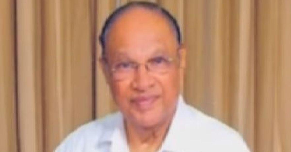 Veteran TDP leader and former Union minister Bolla Bulliramaiah dies