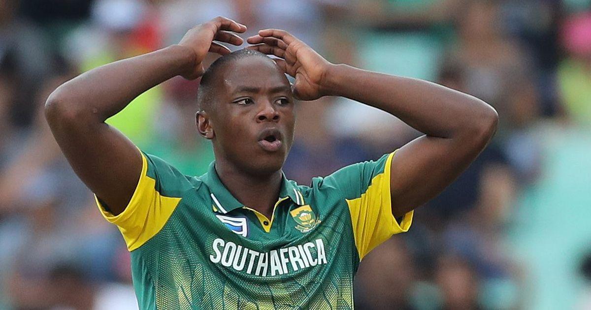 India vs South Africa: Kagiso Rabada fined for making 'aggressive gestures' at Shikhar Dhawan