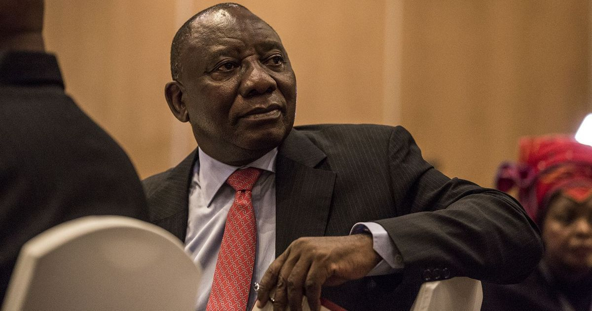 South Africa: Cyril Ramaphosa confirmed as president a day after Jacob Zuma resigns