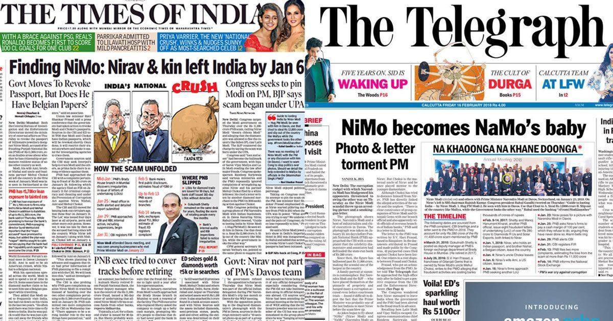 Nirav Modi missing: 'Finding NiMo' jokes flood Twitter; Mallya, Lalit Modi become collateral damage