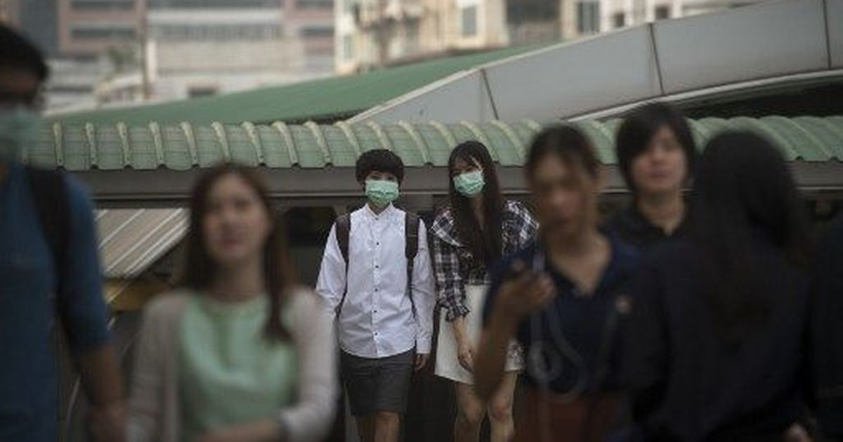 Bangkok replaces Beijing and New Delhi on Asia's most polluted cities list