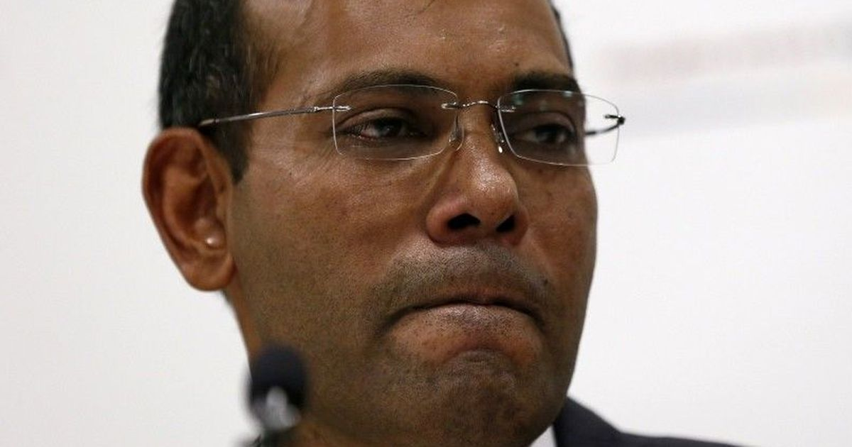 'We don't want trouble between India and China,' says former Maldives President Mohamed Nasheed