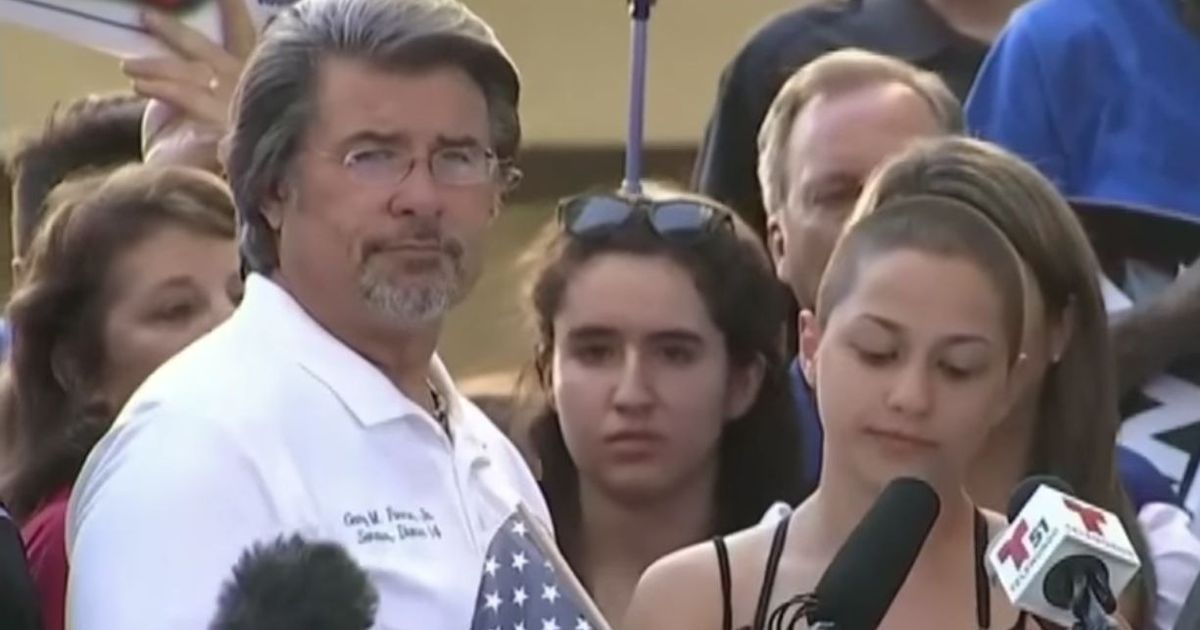 'He wouldn't have hurt so many people with a knife:' Florida school student's searing speech