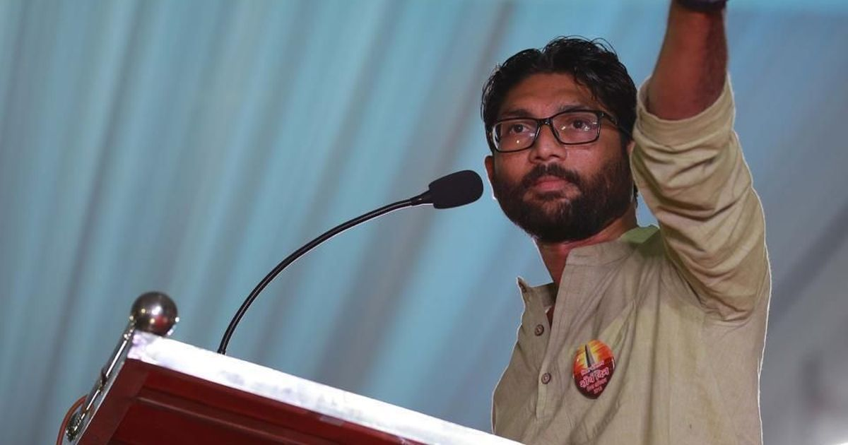 Ahmedabad Police detain MLA Jignesh Mevani on his way to join protest against Dalit activist's death