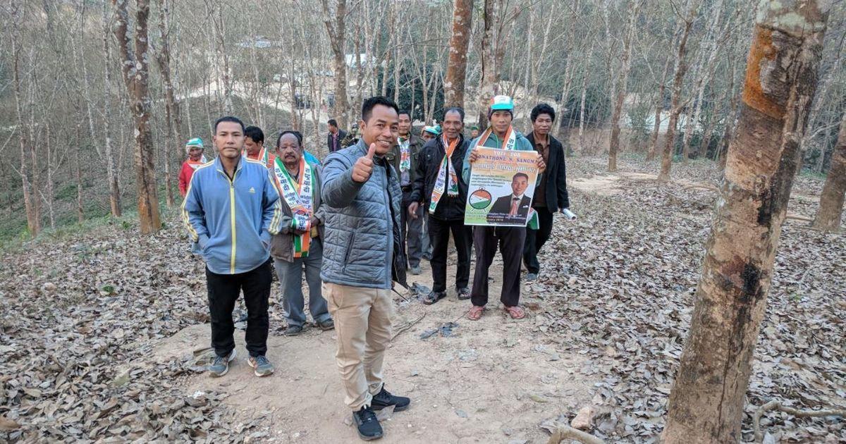Meghalaya: NCP candidate Jonathone N Sangma, three others killed in a blast