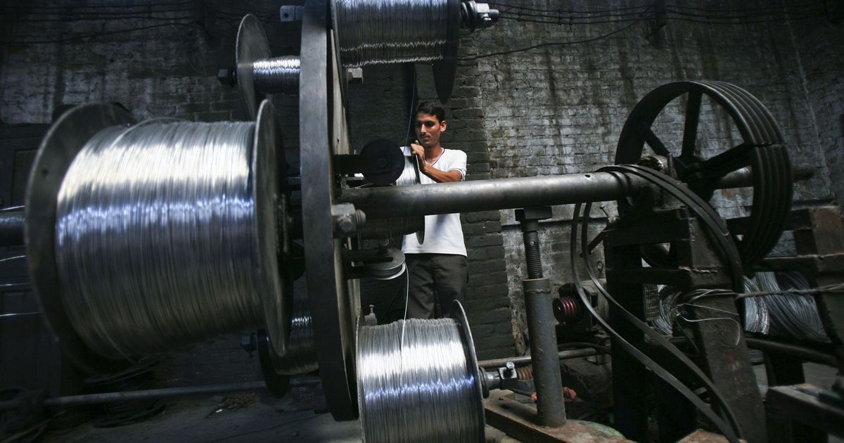 Manufacturing sector reported loss of 87,000 jobs from April to June 2017: Labour Bureau data