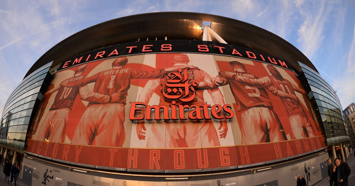 Arsenal announce record £200 million shirt deal with Emirates