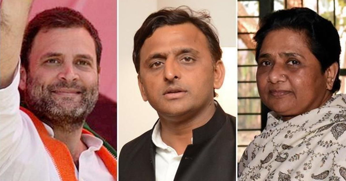 By refusing to unite, Opposition parties have given BJP the upper hand in Uttar Pradesh bye-polls