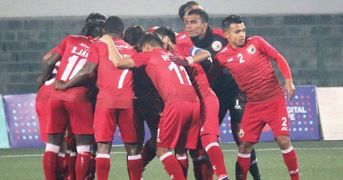 I-League: Shillong Lajong complete double over holders Aizawl in NorthEast derby