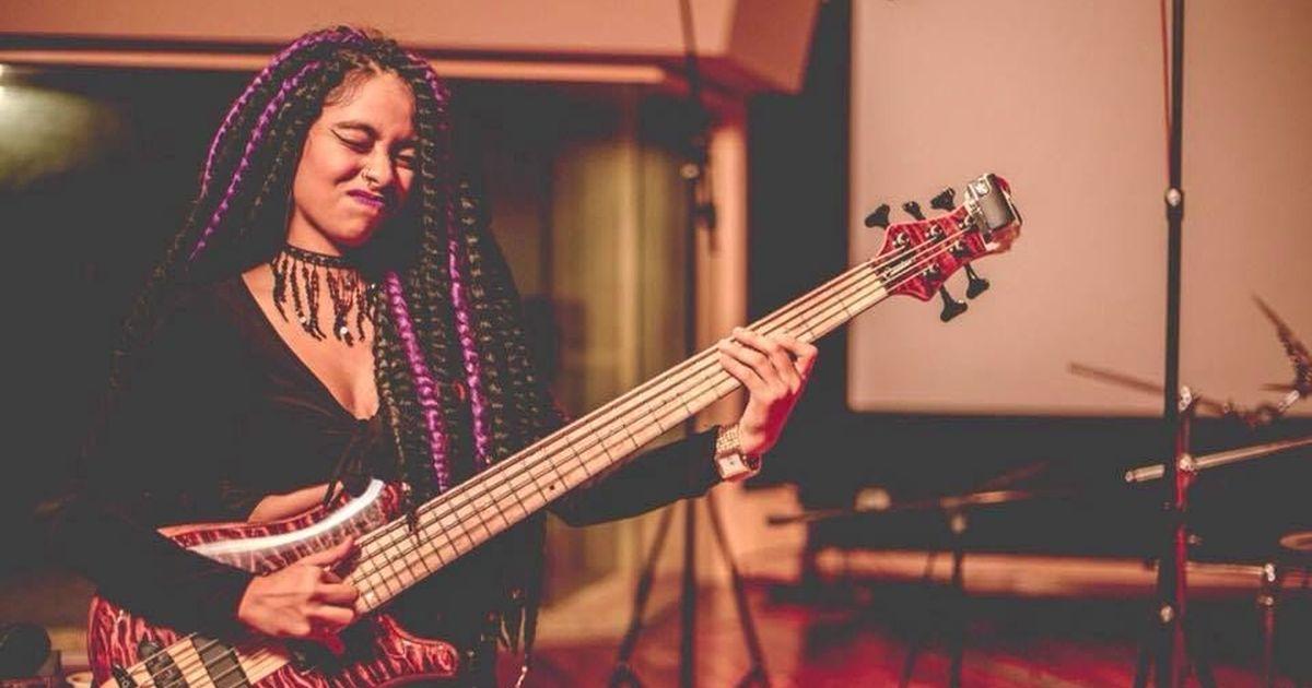 Meet Mohini Dey, the bass guitar wizard whose fans include AR Rahman and Zakir Hussain