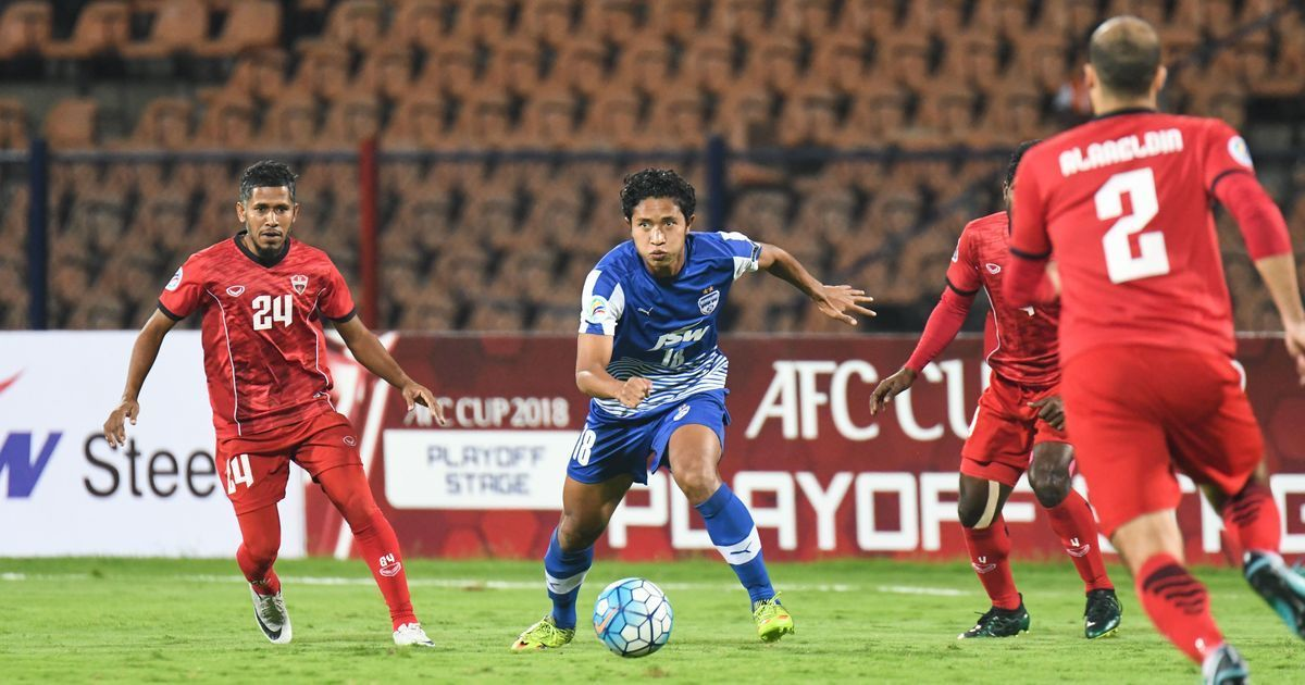 Bengaluru FC crush TC Sports Club 5-0, storm into AFC Cup group stage