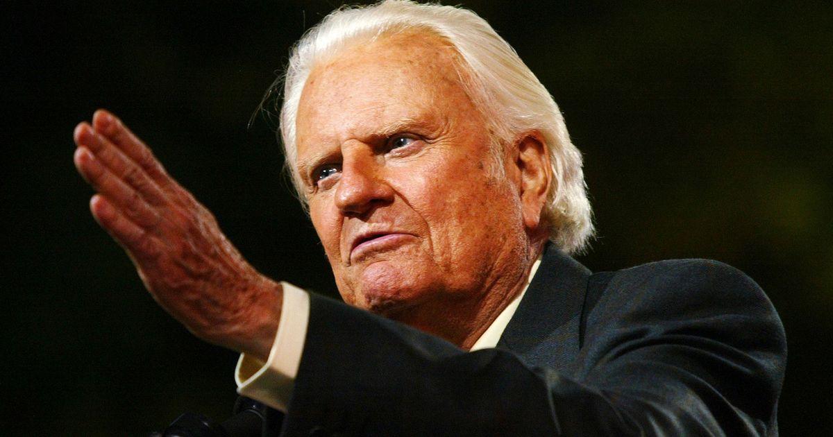 US Evangelist Billy Graham, preacher to millions, dies at 99