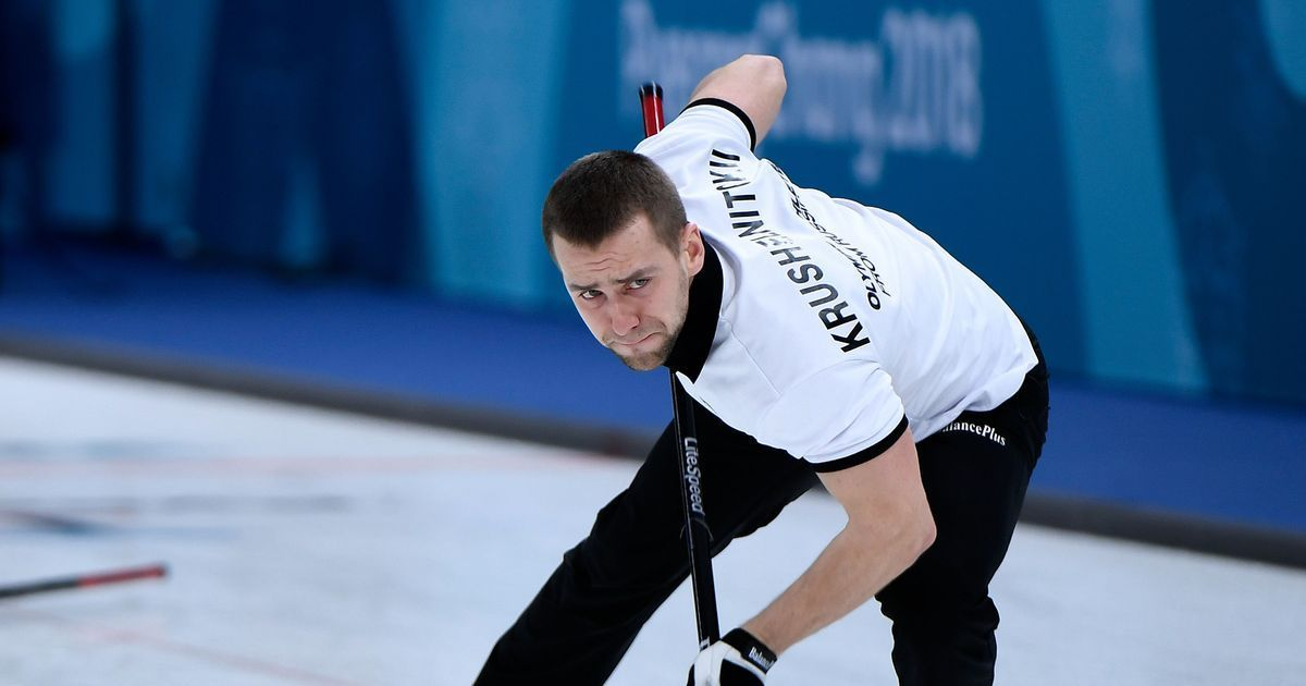 Russian curler Krushelnitsky admits to doping, stripped of Pyeongchang Olympics bronze medal