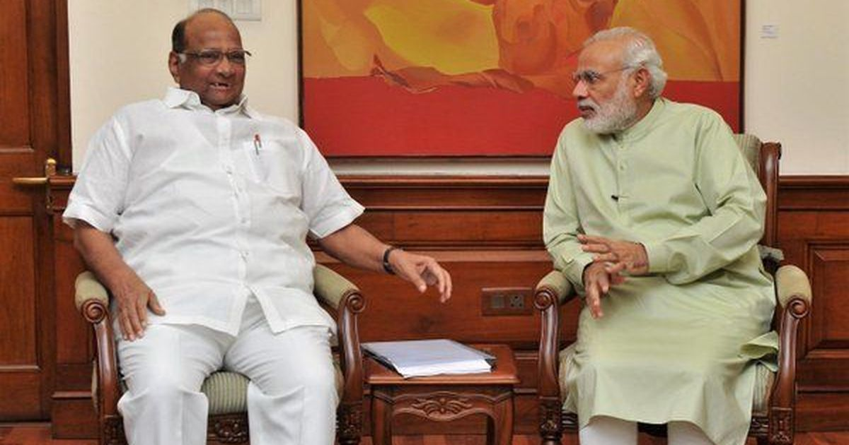 In a jibe at Narendra Modi, Sharad Pawar says politicians should avoid personal attacks