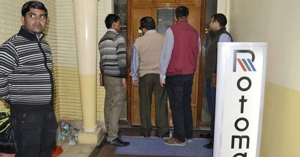 CBI arrests Rotomac Pens owner Vikram Kothari and son in Rs 3,700-crore loan default case