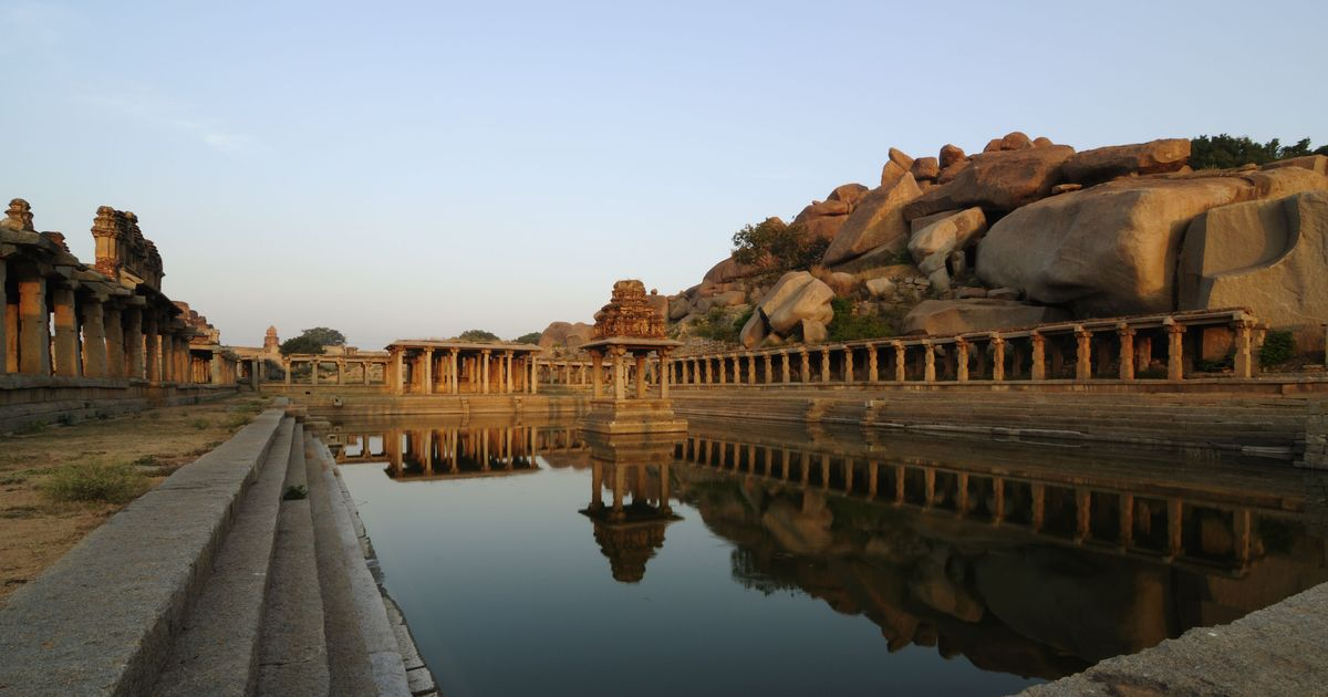 Top 10 holidays in March: Discover the ruins of Hampi by cycle, do yoga by the Ganga in Hrishikesh