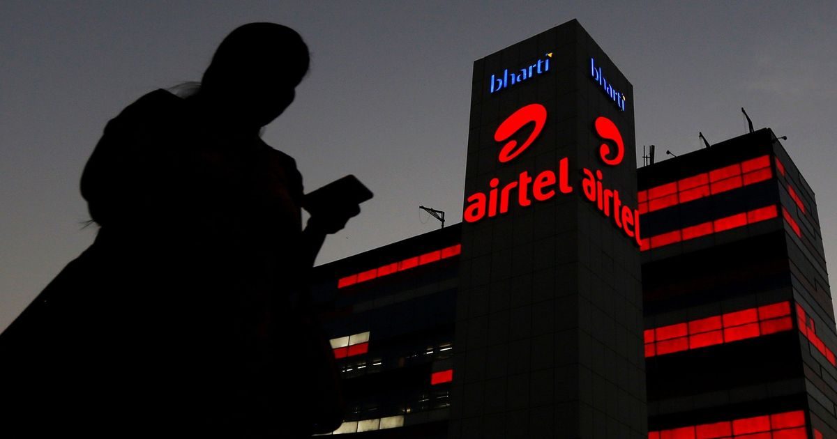 Airtel, Huawei conduct India's first 5G network trial