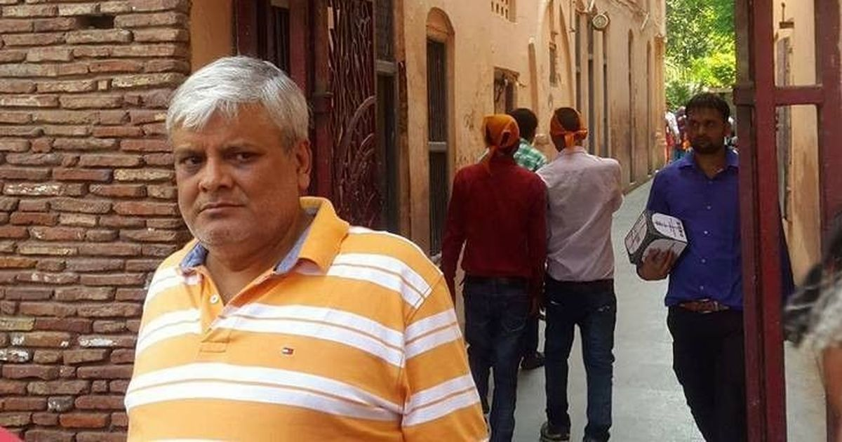 National Herald Editor-in-chief Neelabh Mishra dies at 57
