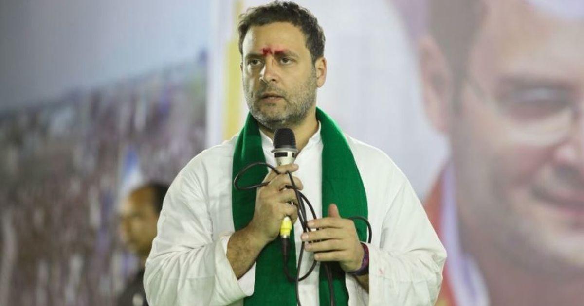 'How did Nirav Modi take money from banks under Narendra Modi's nose?' asks Rahul Gandhi