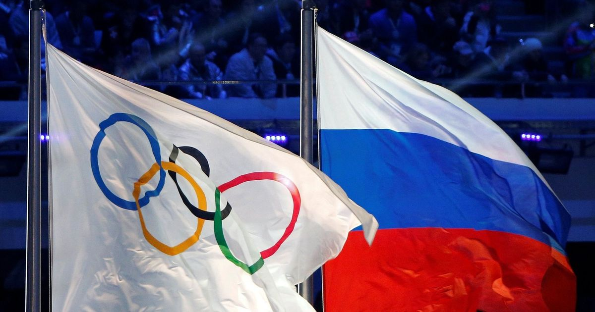IOC to keep doping ban on Russia for Winter Olympics closing ceremony