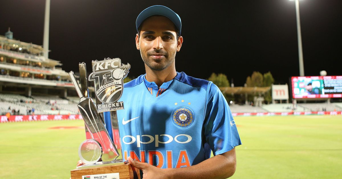How the Indian Premier League has turned Bhuvneshwar Kumar into a thinking bowler