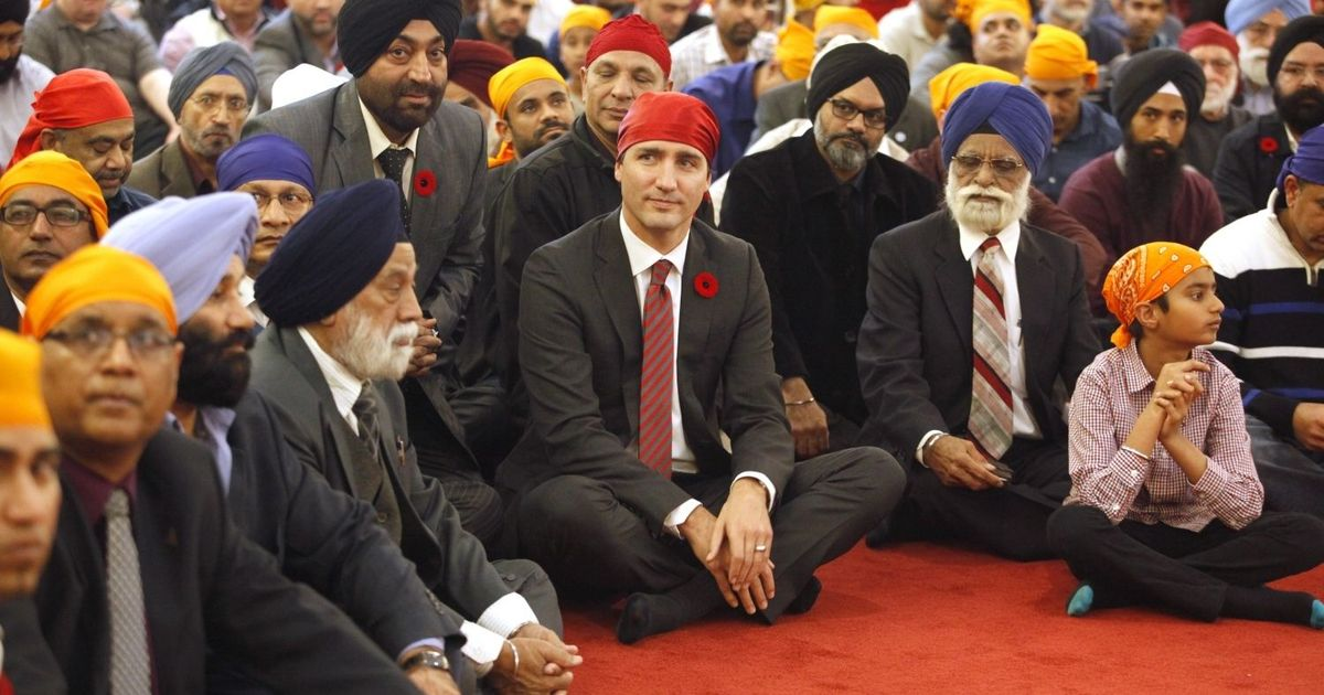 'Khalistanis are also in US, but India can't snub Trump as it did Trudeau': Sikh diaspora scholar