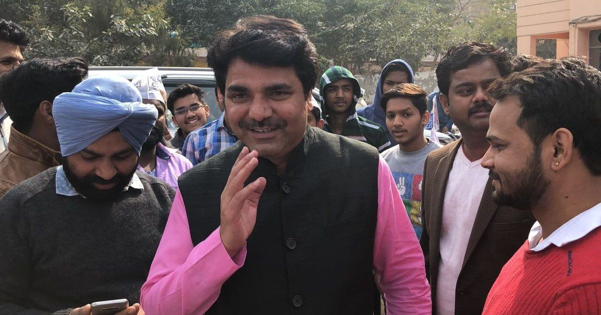 Delhi Police book AAP MLA for making allegedly inflammatory remarks about government officials