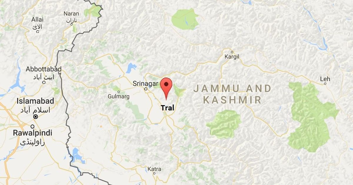 Kashmir: Suspected militant dies in grenade attack while trying to escape from Tral police station