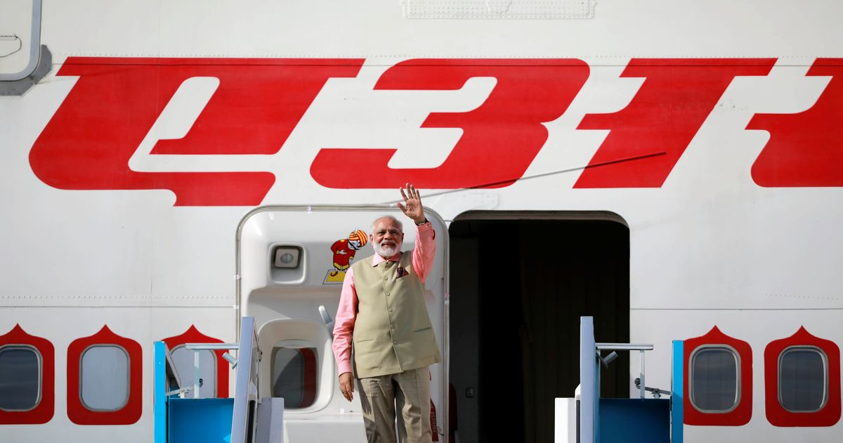 Disclose Air India bills related to prime minister's foreign trips, MEA instructed