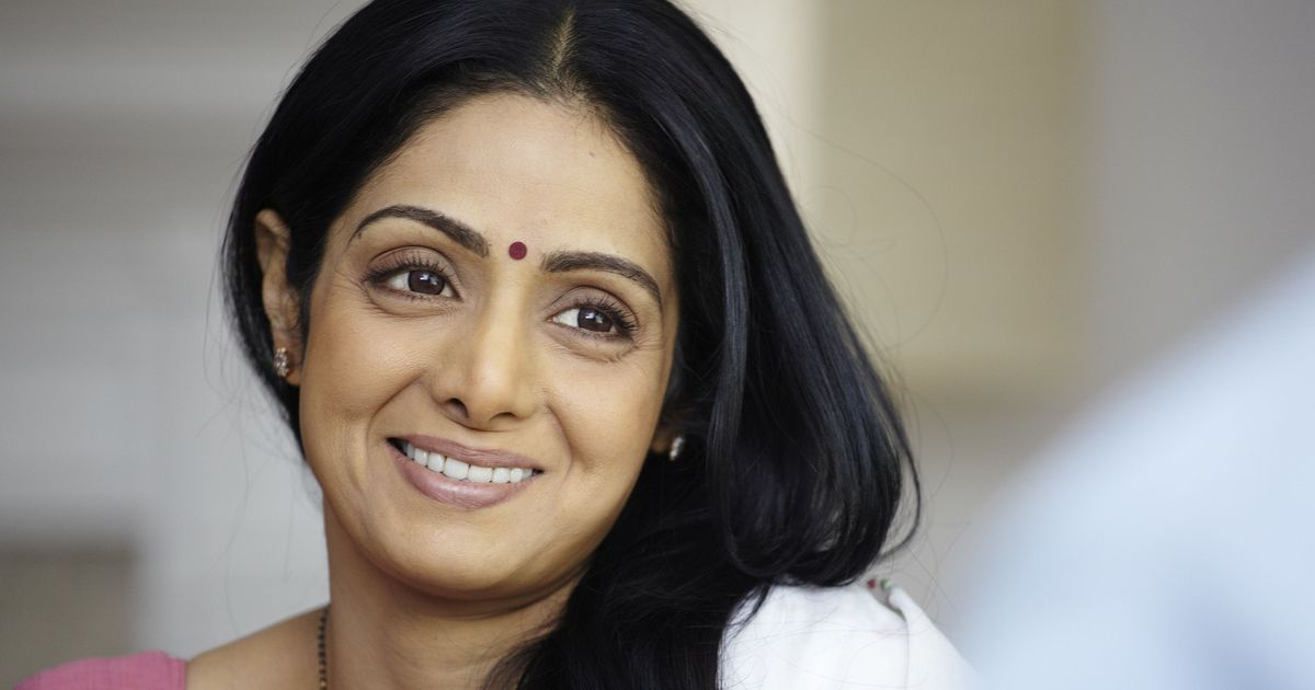 Actor Sridevi's body taken to Dubai airport after embalming