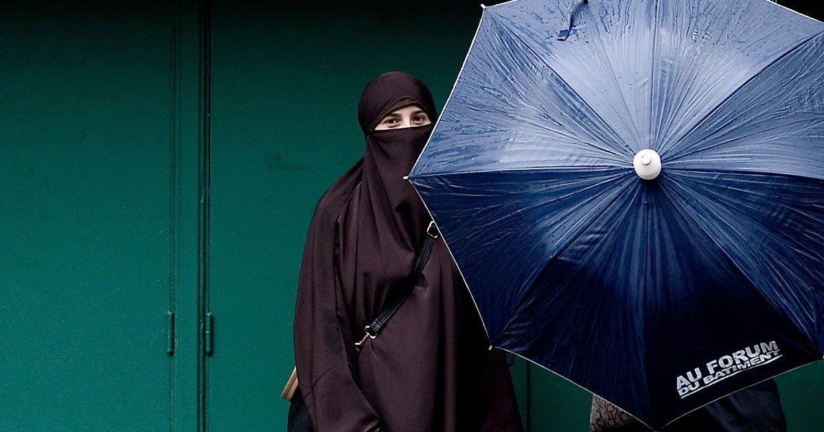 Freedom and fear: What life is like for the few Muslim women in France who have removed the veil